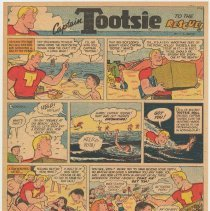 Image of Captain Tootsie to the Rescue