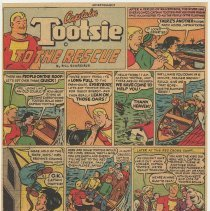 Image of Captain Tootsie to the Rescue - Schreiber