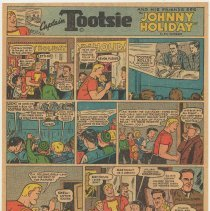 """Image of Captain Tootsie and His Friends See """"Johnny Holiday"""""""