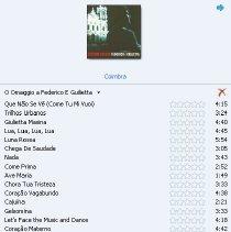 Image of 13: tracks on O Maggio a Federico E Giulietta.