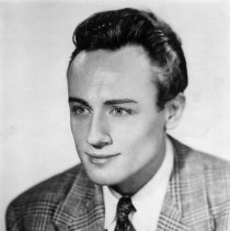 Image of 1: photo, publicity head shot of Bob Anthony, no date, ca. late 1940s.