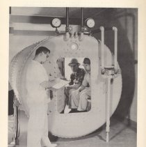 Image of pg 144 photo Decompression Chamber in NJ Medical Clinic