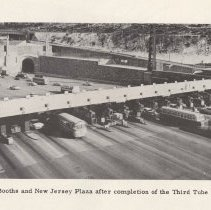 Image of pg 198 photo Toll Booths & NJ Plaza after ... Third Tube Project.