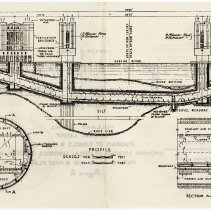 Image of Figure 1: Holland Tunnel, Design of Ventilation System (fold-out side 1)