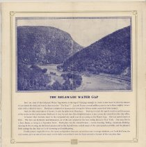 Image of pp [1-2]; The Delaware Water Gap