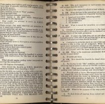 Image of pp 76-77 typical pages of questions & answers