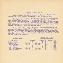 Image of leaf 9: Engine Company No. 4, Observer Highway at Madison St. [Newark]