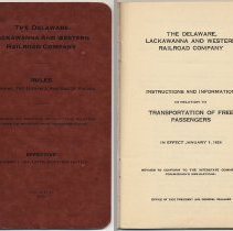 Image of front cover + pg [1], title: note differing text on cover & title