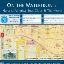 Image of On the Waterfront: Holland America, Boat Clubs & Movie; kiosk 5-1, 4th, FSD