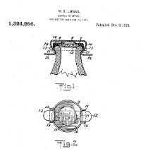 Image of reference image, patent, page 1 of 3