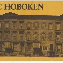 Image of Hoboken Historic Sites Walking Tour. May 1976. Issuing organization is not named, but probably the Hoboken Environment Committtee. - Map