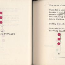 Image of typical two page spread