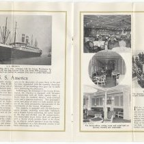 Image of pp [10-11] S.S. America