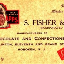 Image of 1: business card (ca. 1929-1937)