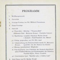 Image of pg [13] Programm (Program)