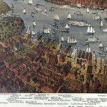 Image of detail lower right, enhanced: Hoboken