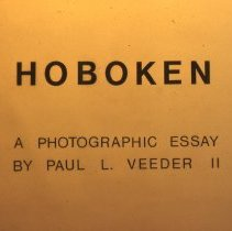 Image of Collection: Hoboken. A Photographic Essay by Paul L. Veeder II. 405 color slides, 1975. - Transparency, Slide