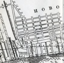 Image of sheet 1 of 2: closer detail Hoboken, from south 1 of 3