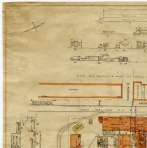 Image of detail top left quarter