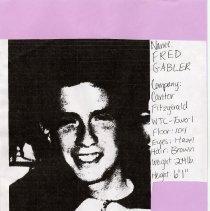 Image of 020-2 Gabler