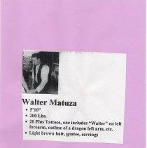 Image of 040-1 Matuza
