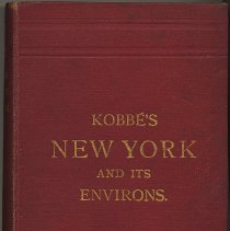 Image of New York and Its Environs. - Book
