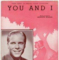 Image of pg [1] cover; Bobby Byrne