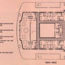 Image of pg [4] detail bottom: Boat Deck (Cabin Plans)