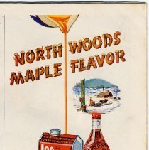 Image of pg [61] Log Cabin Syrup advertisement