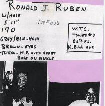Image of 057-2 Ruben