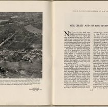 Image of pp [4]-5: aerial photo 3 electric generating plants: Marion, Essex, Kearny
