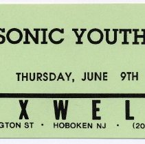 Image of 12 Sonic Youth