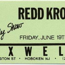 Image of 13 Redd Kross - early show