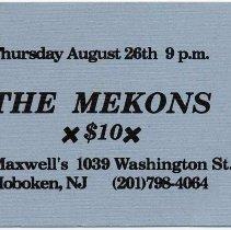 Image of 16 The Mekons