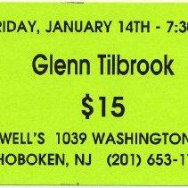Image of 18 Glenn Tilbrook