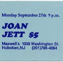 Image of 28 Joan Jett