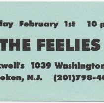 Image of 42 The Feelies