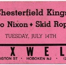 Image of 53 Chesterfield Kings; Mojo Nixon; Skid Ropper [sic - Roper]