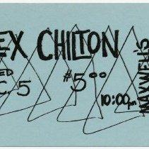 Image of 58 Alex Chilton