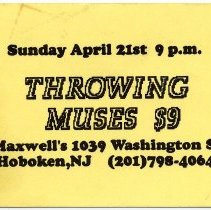 Image of 08 Throwing Muses