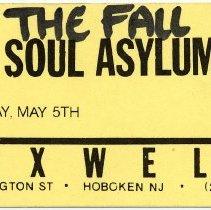 Image of 09 The Fall; Soul Asylum