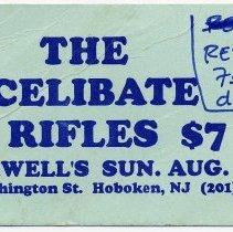 Image of 59 The Celibate Rifles