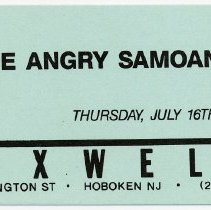 Image of 60 The Angry Samoans