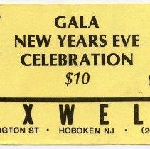Image of 63 Gala New Years Eve Celebration 1987 1988