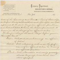 Image of letter 1, pg [2] of 3