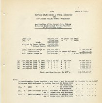 Image of [sect 2] pg 16 Amortization N.J. State ... Bonds ... Holland Tunnel