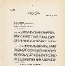Image of [sect 2] pg 18 William J. Wilgus letter