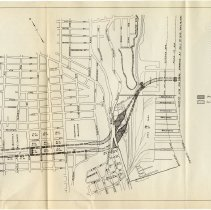 Image of [sect 3 plates] 14: plan, table, Real Estate - New Jersey