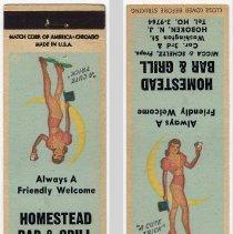 Image of Homestead Bar & Grill, 301 Washington St.