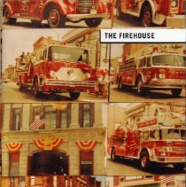 Image of The Firehouse: Recollections of Bill Bergin. - Pamphlet